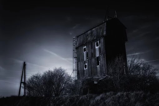 Haunted Places in World