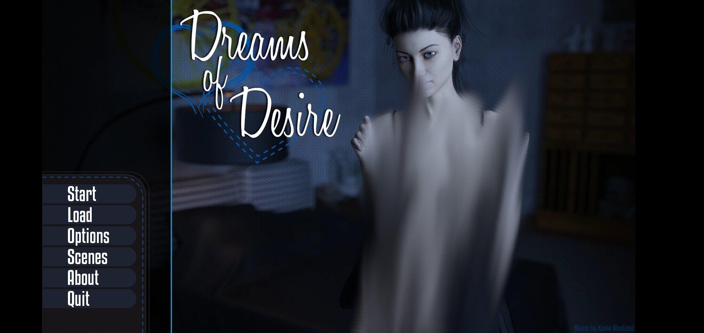 Dreams of Desire Game