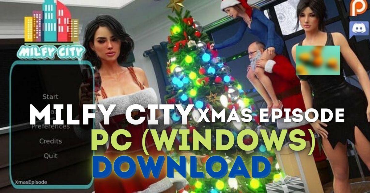 Summertime Saga Xmas Episode Free Download For PC Windows