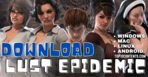 Download Lust Epidemic Game Free