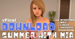 Download Summer with Mia Game Free